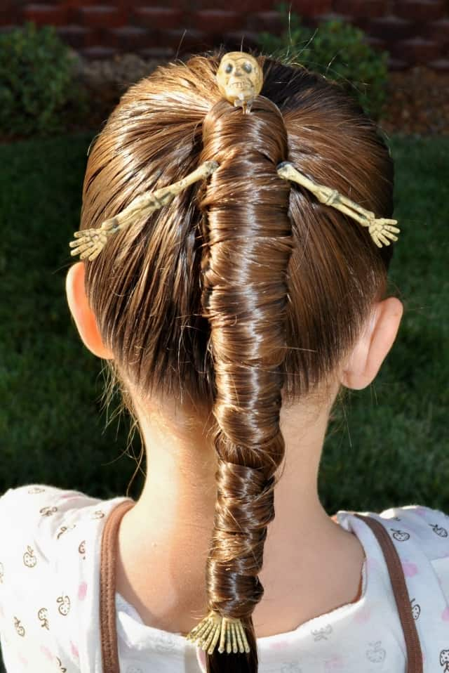 A Gallery Of Unique Halloween Hairstyles Sheideas