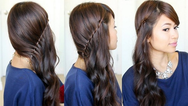 girls-long-simple-hairstyles-ideas-for-party