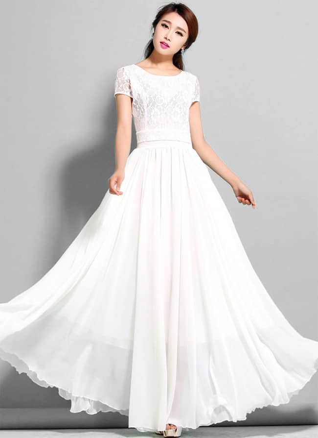 20 Most Beautiful Maxi Dresses 2019 Collection Sheideas