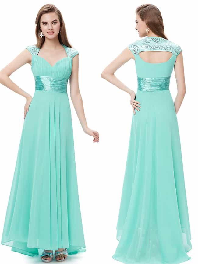 latest-chiffon-mint-maxi-bridesmaid-dresses-2017