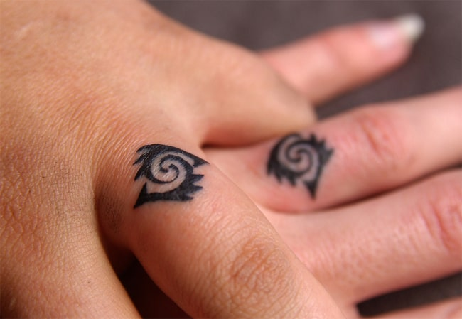 latest-marriage-rings-tattoos-designs-for-new-year