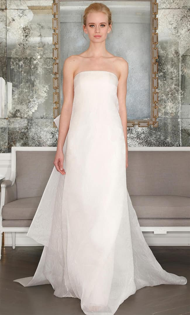 latest-strapless-a-line-wedding-dresses-for-women