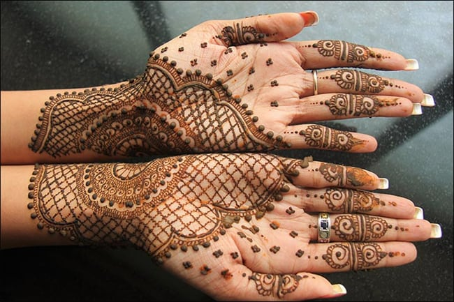 a collection of latest marwari mehndi designs   sheideas