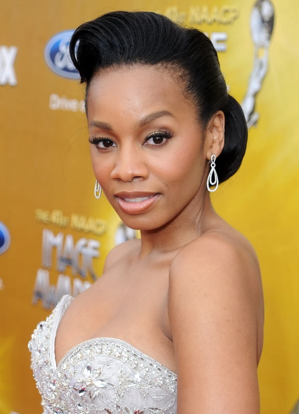 Stunning Red Carpet Short Hairstyles for Black Women
