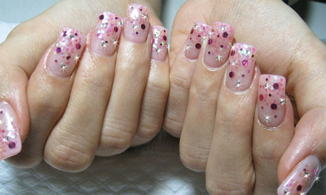 trendy-round-nail-designs-for-wedding-2016-17