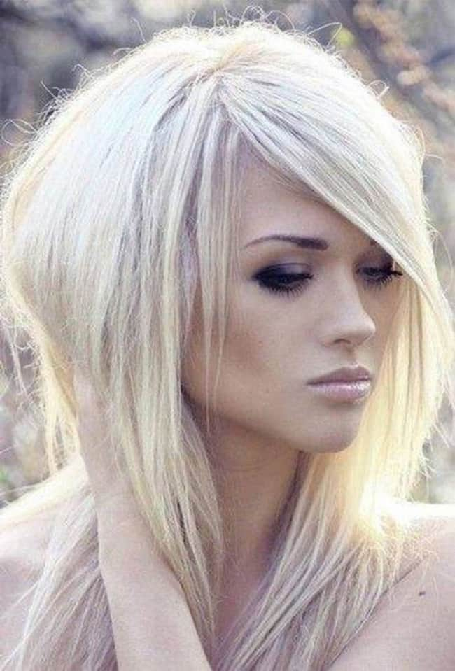 20 awesome edgy haircuts ideas for ladies sheideas - Stijl asiatique ...