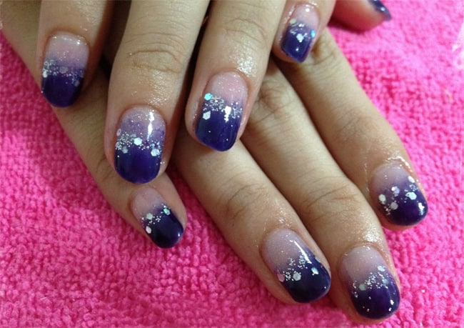 awesome-purple-gelish-nail-art-ideas-for-girls