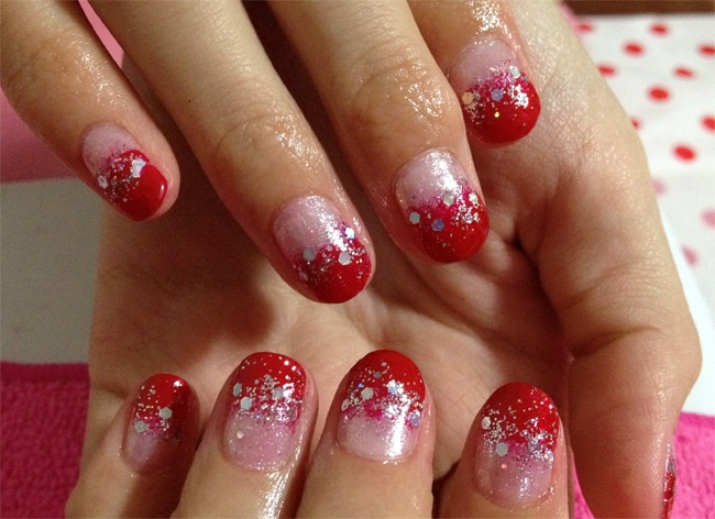 beautiful-red-gelish-nails-designs-for-christmas