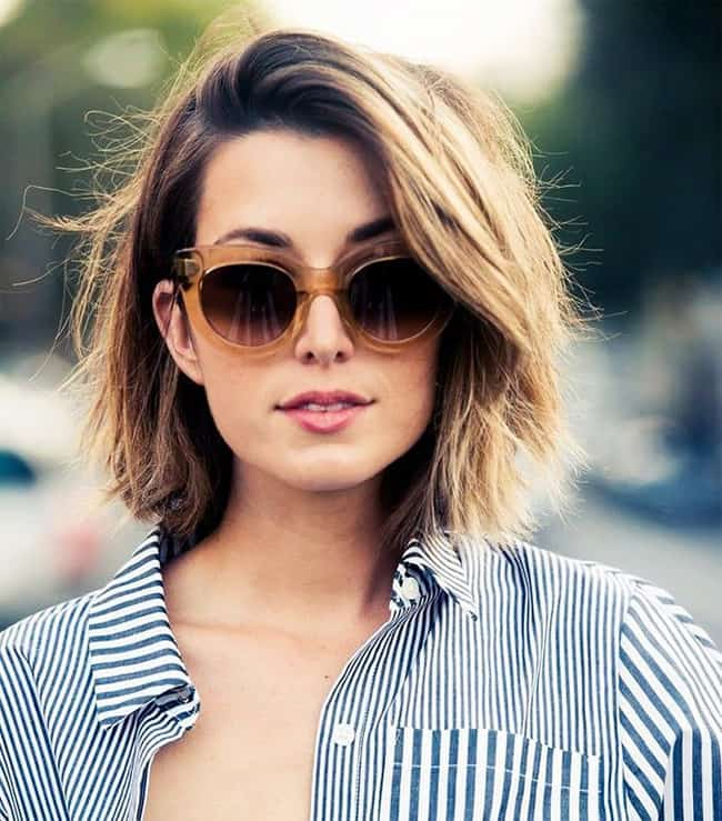 Best Summer Short Haircuts for Thick Hair 2017