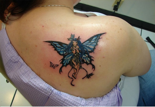 blue-and-black-fairy-tattoos-designs-for-shoulder