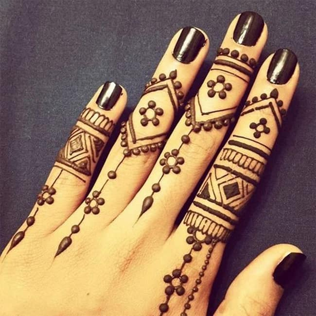 fantastic-new-year-henna-art-on-fingers-2017