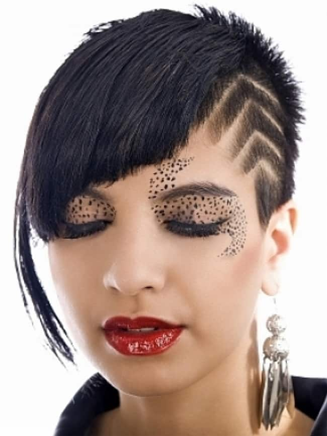 20 Awesome Edgy Haircuts Ideas for Ladies - SheIdeas