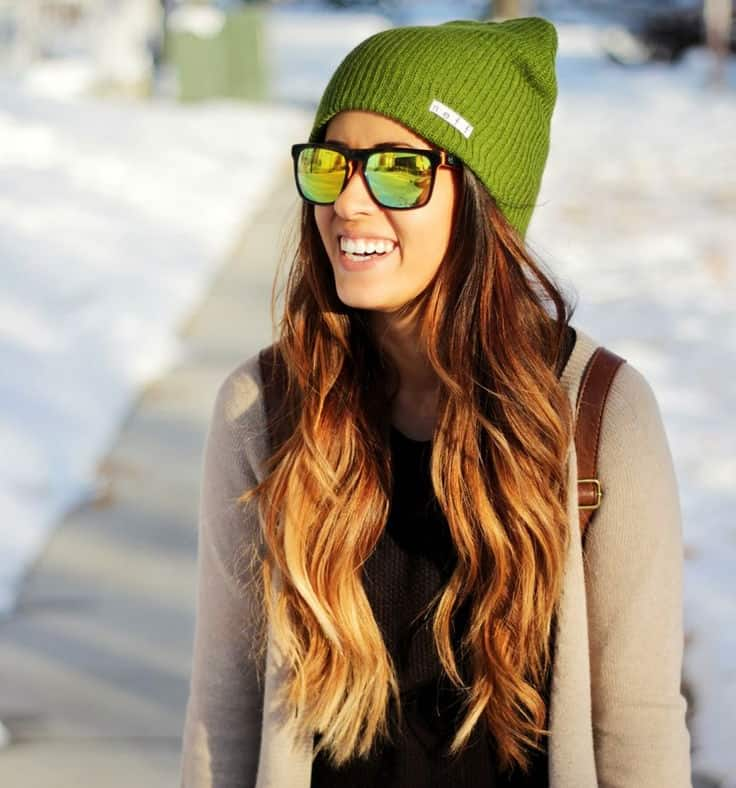 girls-winter-sunglasses-with-long-haiestyles