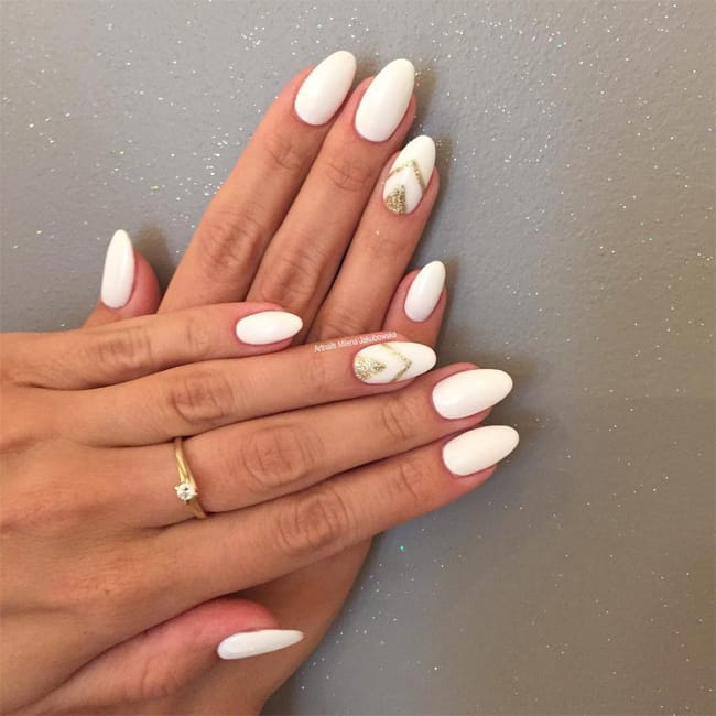 20 Best Images Of White Nail Designs 2019