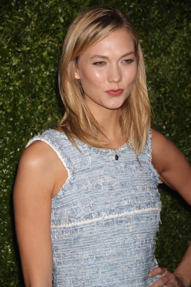 karlie-kloss-lob-and-bob-long-hairstyles-for-women