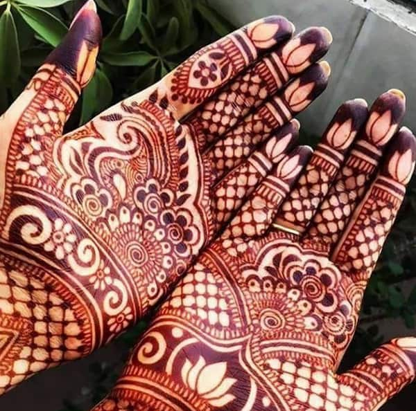 latest-girls-hands-mehndi-outlines-for-wedding
