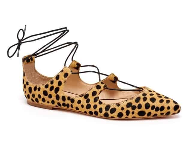 leopard-print-lace-up-ballet-flat-designs-for-ladies