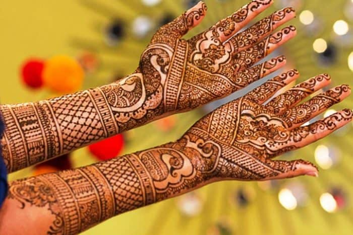 35 Excellent Gujarati Mehndi Designs Images Sheideas