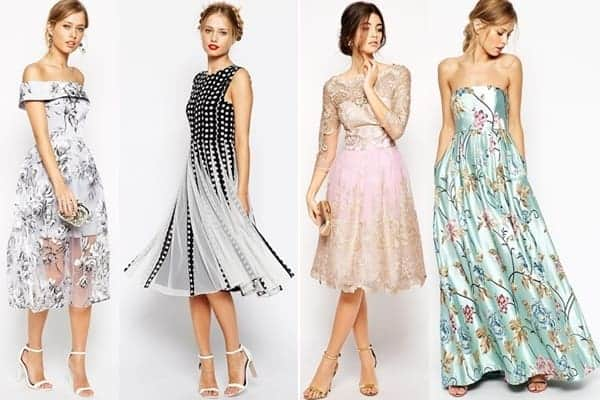 Stunning Wedding Guest Dress Ideas For Night Party