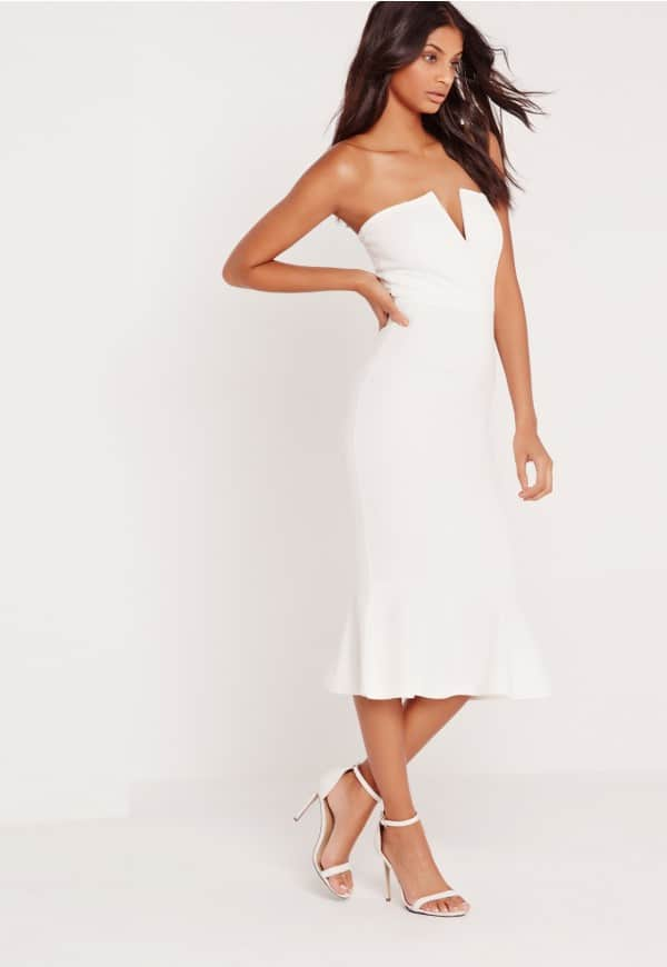 white-fishtail-scuba-midi-dress-pictures-2017