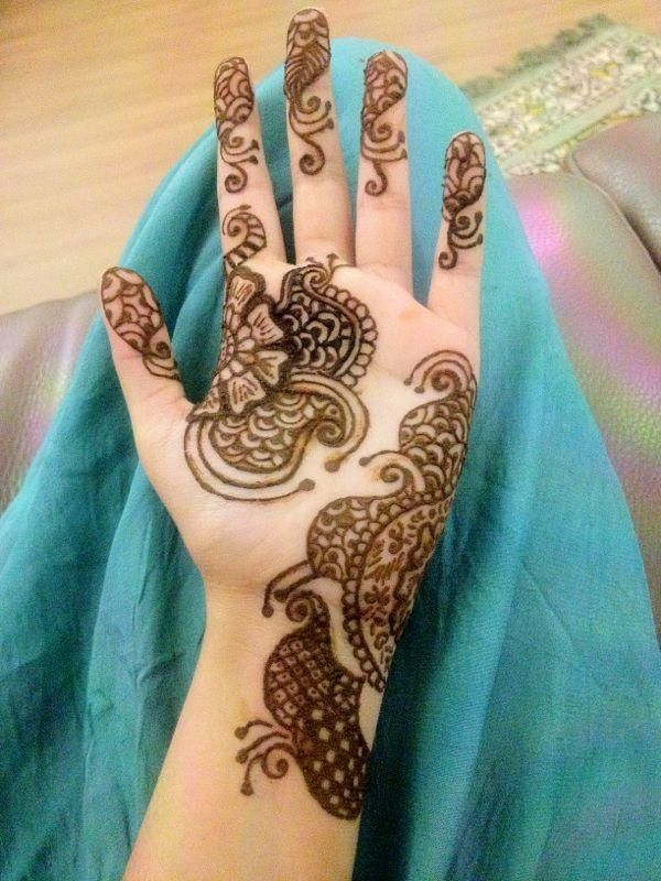 wonderful-gujarati-mehndi-design-ideas-2017