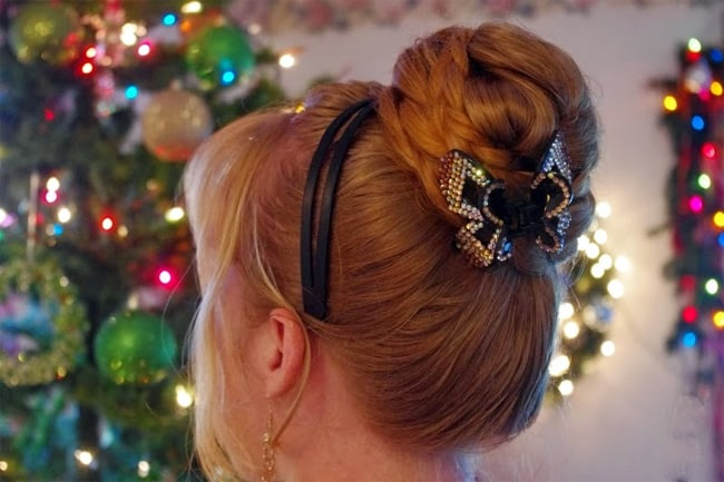 Awesome New Years Eve Christmas Hairstyles For Women