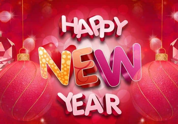 25 Heart Touching Happy New Year Wallpapers 2018