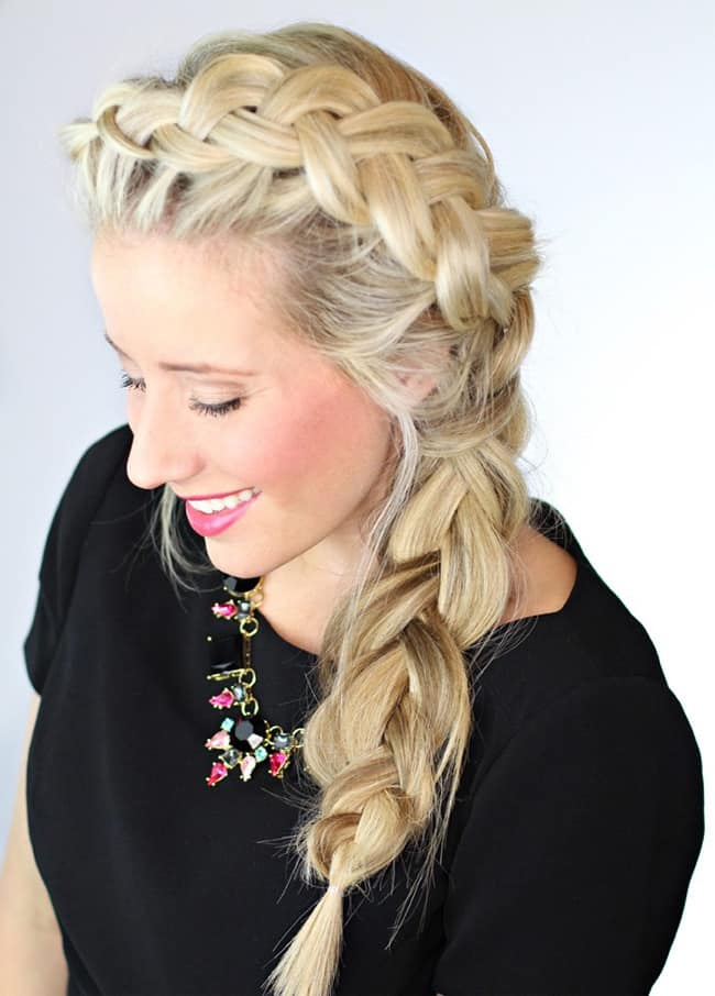 Top 10 Cute Frozen Hairstyles For Ladies Sheideas