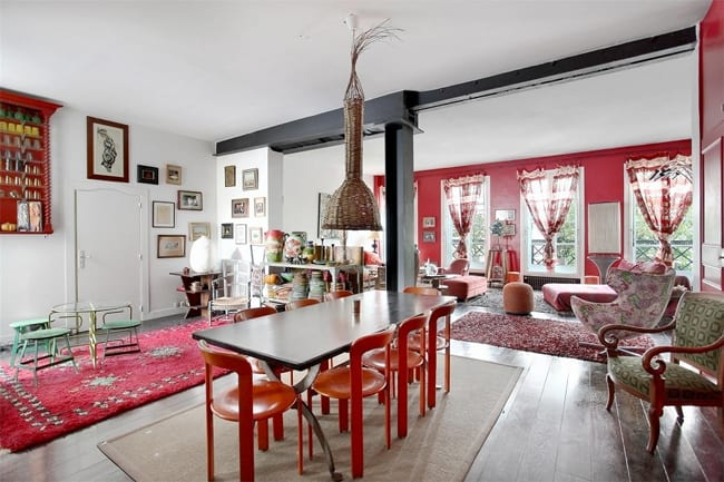 Wonderful French Interior Design Home Pictures