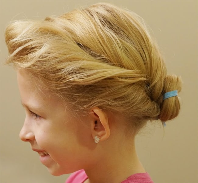 Top 10 Cute Frozen Hairstyles For Ladies