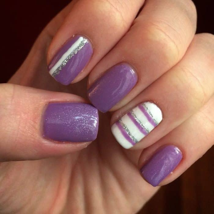 Christmas Nails Shellac: 30 Latest Shellac Nail Designs Pictures 2017-2018