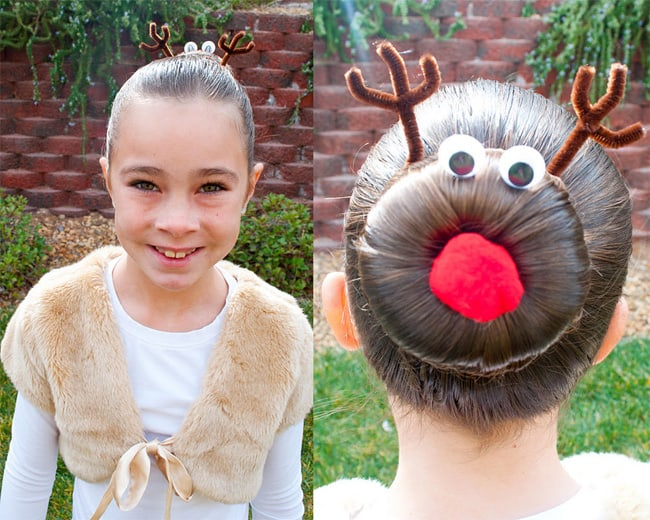 Beautiful Christmas Hairstyles Ladies Sheideas
