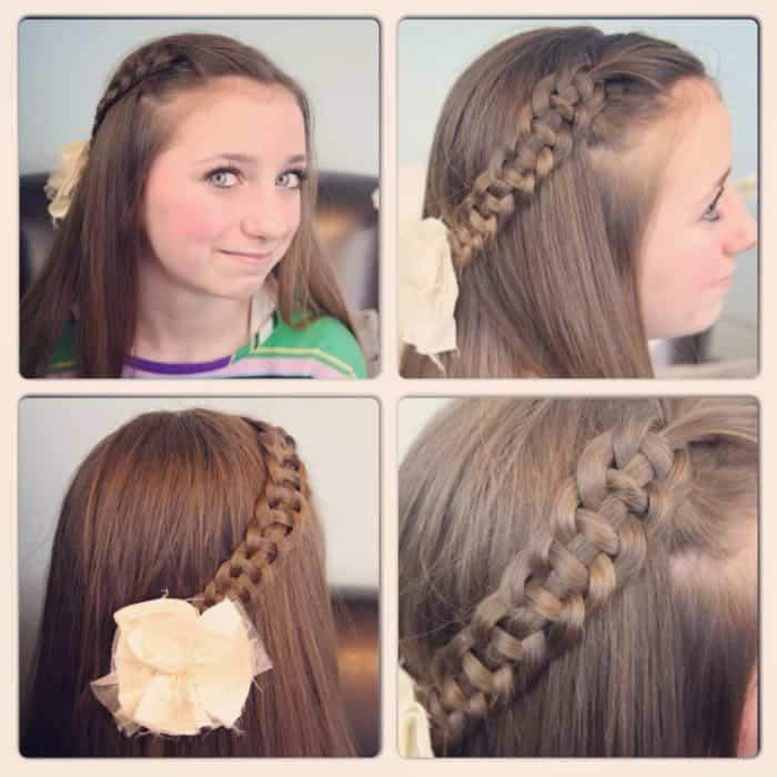 Awesome 25 Good Looking Easy Hairstyles For Girls 2017 Sheideas Hairstyle Inspiration Daily Dogsangcom