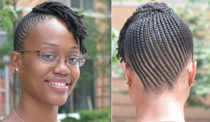 20 Latest African Hairstyles Pictures 2017 Sheideas