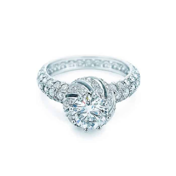 20 Unique Tiffany Engagement Rings Designs 2017  Sheideas. Bridge Engagement Rings. Pinterest Woman Engagement Rings. Engagement Ring Difference Wedding Rings. Plain Rings. Flower Rings. .70 Carat Engagement Rings. 24 Carat Rings. Fat Hand Engagement Rings