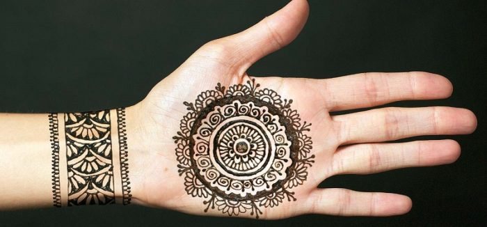 Small Flower Mehndi Designs : Cool small henna designs pictures sheideas
