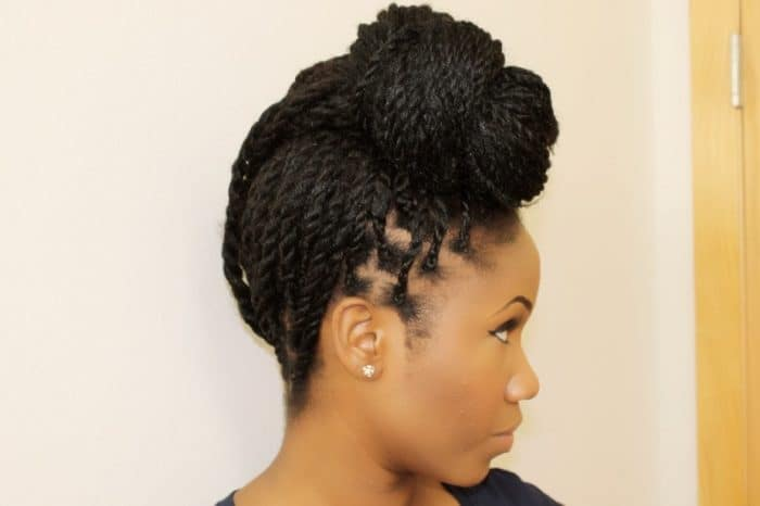 4 Braids Hairstyles 2017: 20 Latest African Hairstyles Pictures 2017
