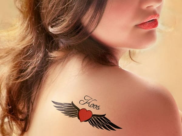 30 Lovely Valentine's Day Tattoos Ideas 2019