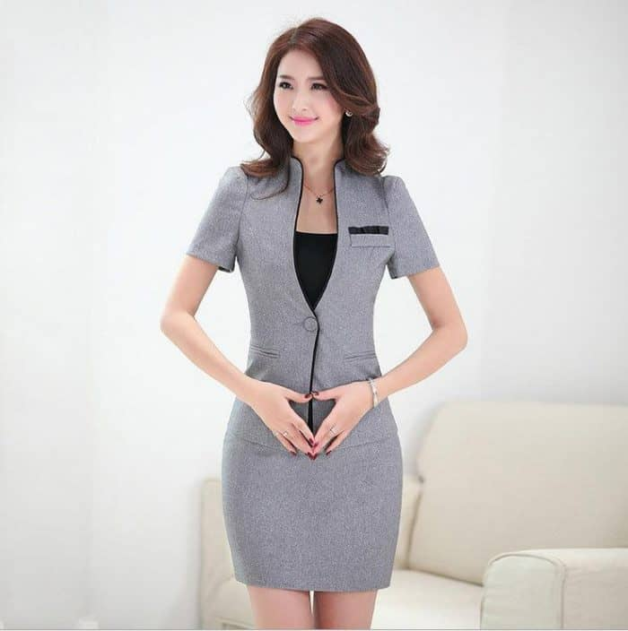 Smart Work Clothes