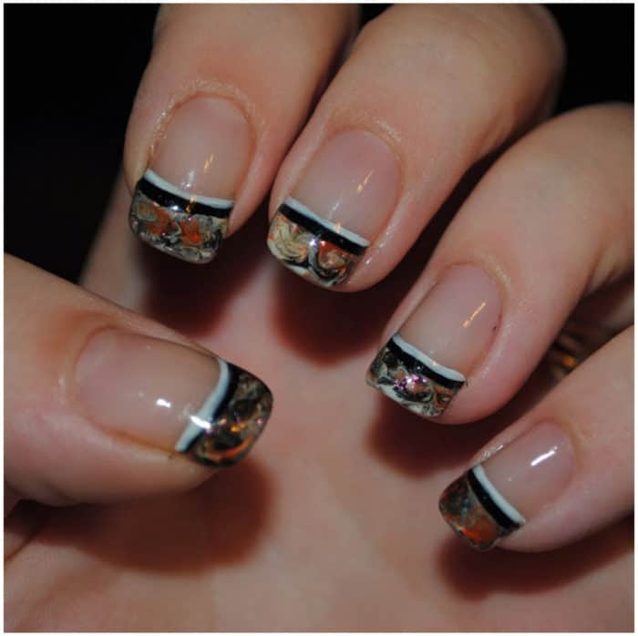 20 latest new nail art designs images sheideas classic nail art designs easy step by step prinsesfo Choice Image