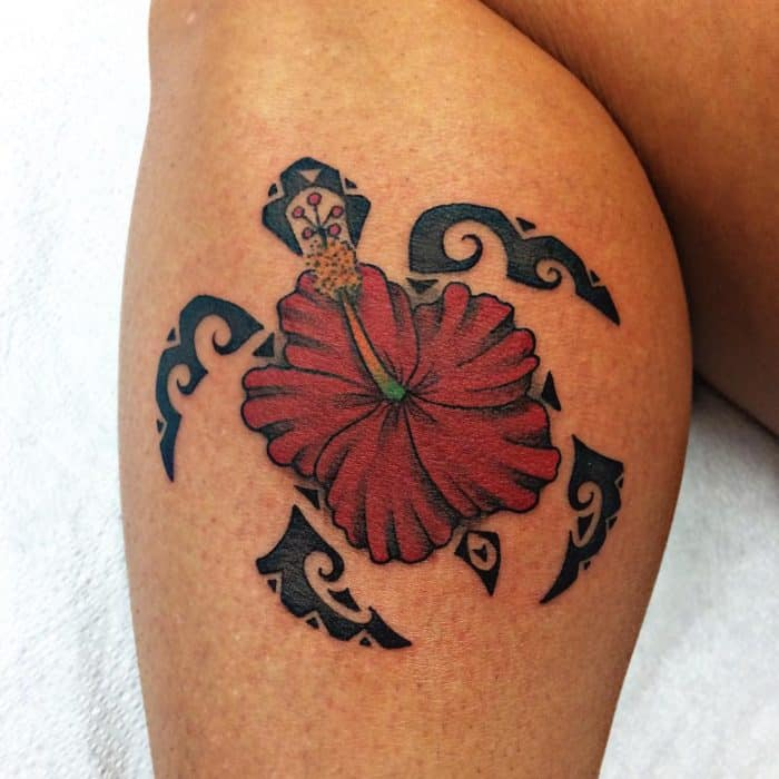 Hawaiian Tattoos Ideas