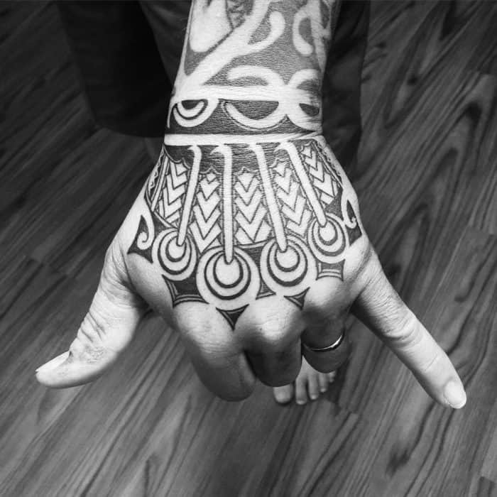 Polynesian Tattoos Designs Ideas And Meaning: 25 Gorgeous Hawaiian Tattoos Ideas Images