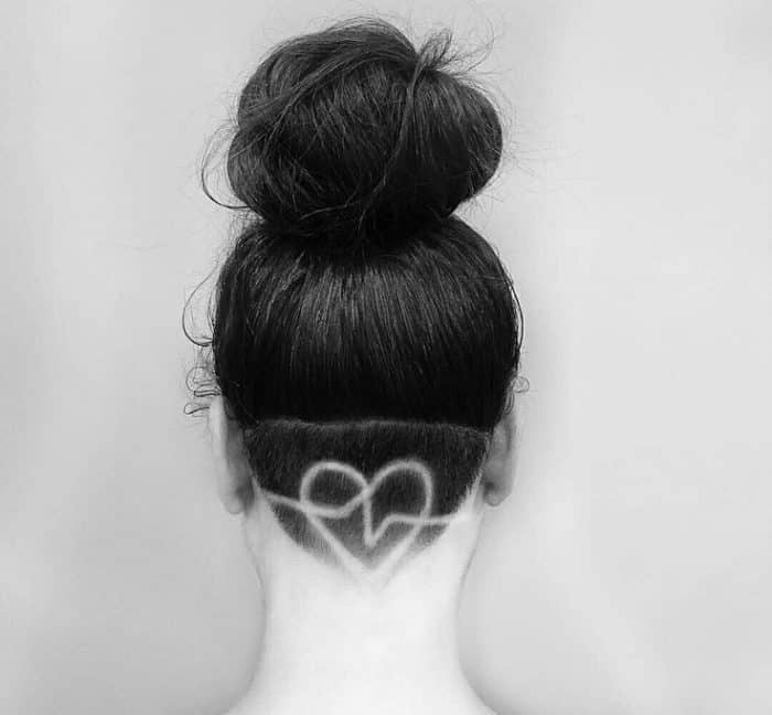 25 Cool Hair Tattoo Designs For Ladies Sheideas
