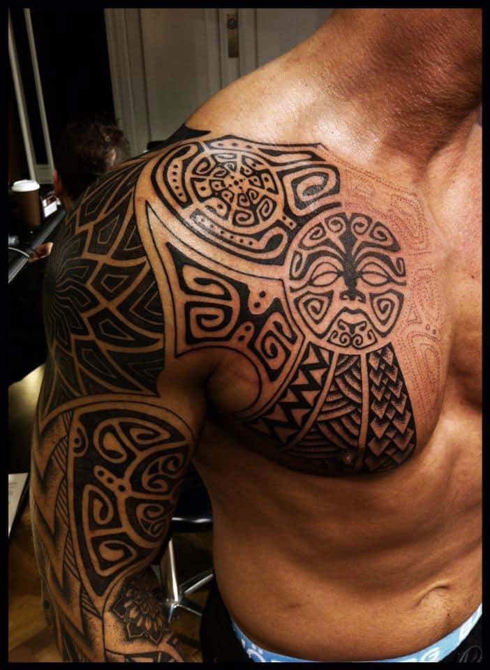 25 Gorgeous Hawaiian Tattoos Ideas Images – SheIdeas