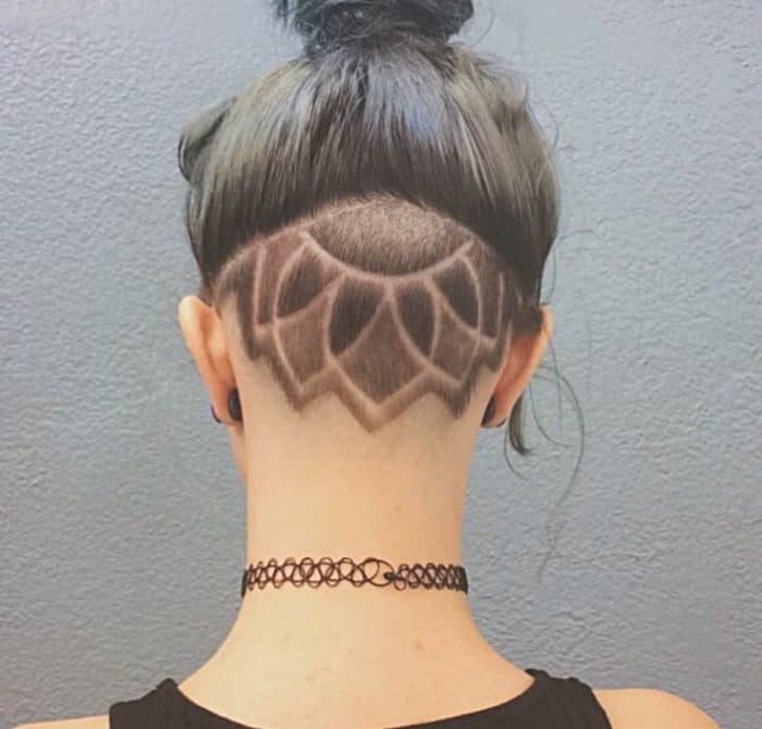 Hair Tattoo Designs