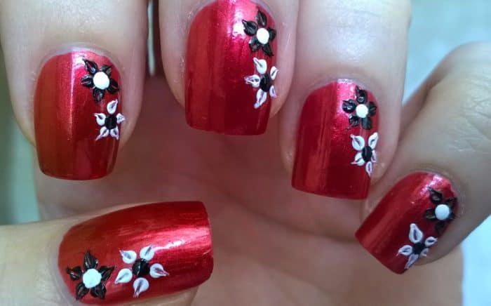 40 Latest New Nail Art Designs Images 2019