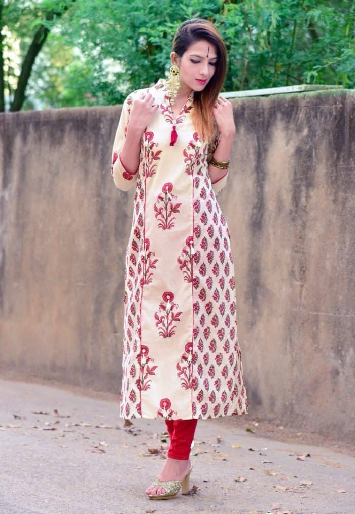 40 Fancy Printed Kurti Designs Images 2019