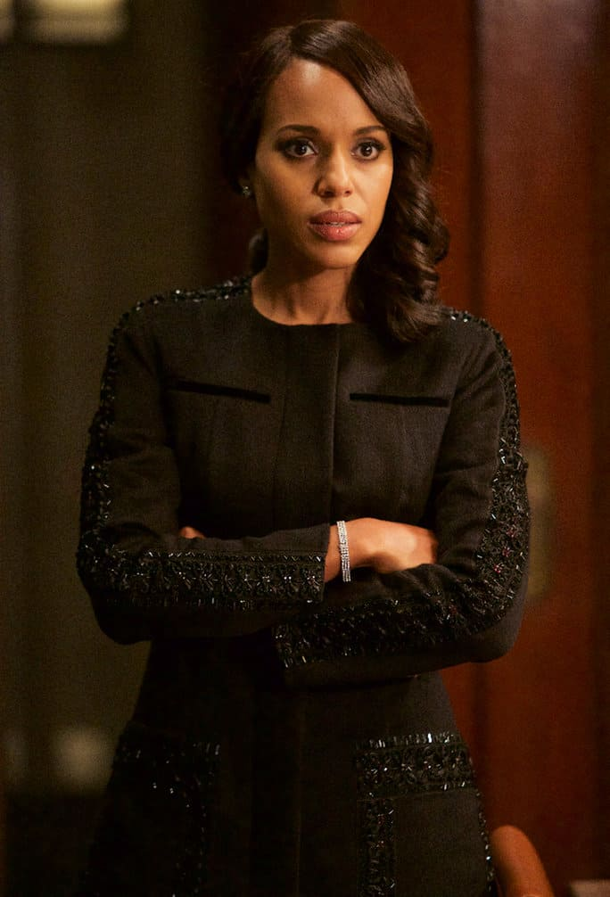Scandal Olivia Pope Natural Hair