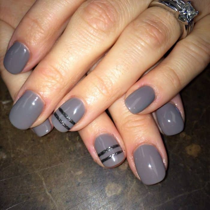 Gel Nail Polish Trends: 32 Cute Gel Nail Polish Designs For Ladies