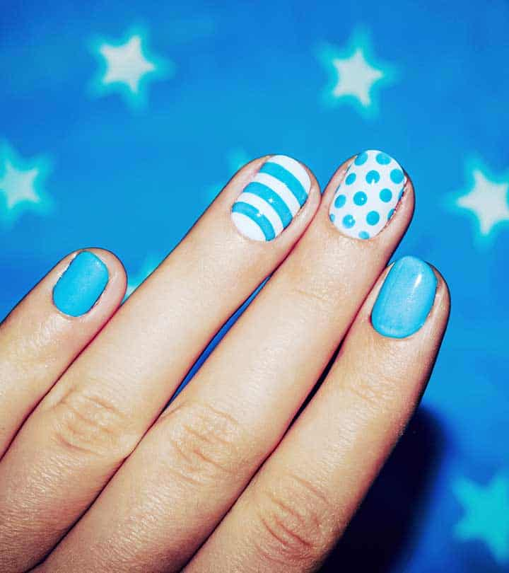 30 Trendy Nail Art Designs For Beginners 2019